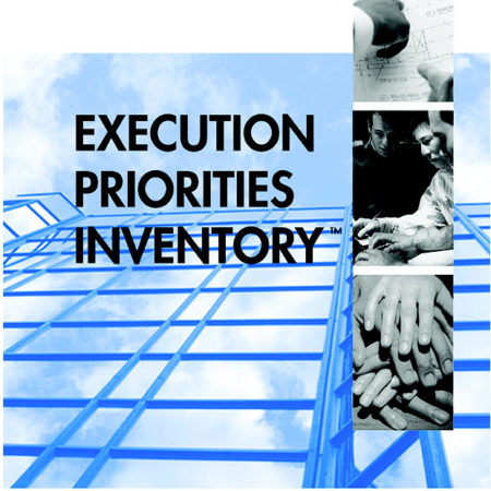 Execution Priorities Inventory